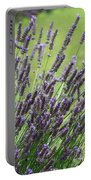 Tuilieres Lavender Portable Battery Charger