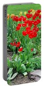 Tulip Gardenscape Portable Battery Charger