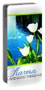 Tulip Karma Portable Battery Charger