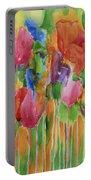 Tulip Palooza Portable Battery Charger