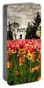 Tulips And Building Portable Battery Charger