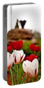 Tulips Ani Tsalagi Portable Battery Charger