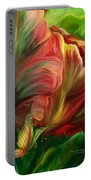 Tulips - Colors Of Paradise Portable Battery Charger