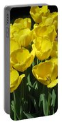 Tulips - Field With Love 18 Portable Battery Charger