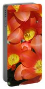 Tulips - Field With Love 25 Portable Battery Charger