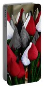 Tulips For Sale Portable Battery Charger