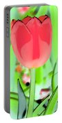 Tulips - Perfect Love - Photopower 2089 Portable Battery Charger