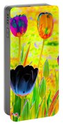 Tulips - Perfect Love - Photopower 2169 Portable Battery Charger