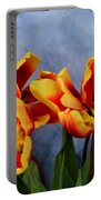 Tulips Radiance Portable Battery Charger