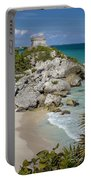 Tulum - Mayan Temple Portable Battery Charger