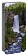 Tumalo Falls - Oregon Portable Battery Charger