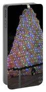 Tumbleweed Christmas Tree Portable Battery Charger