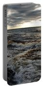 Tumultious Waters Portable Battery Charger