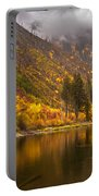 Tumwater Canyon Fall Serenity Portable Battery Charger