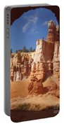 Tunnel In Bryce Portable Battery Charger