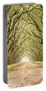 Tunnel In The Trees Portable Battery Charger