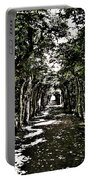 Tunnel Of Trees ... Portable Battery Charger