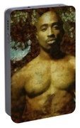 Tupac Shakur - Tribute Portable Battery Charger