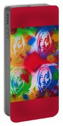 Tupac V Warhol Portable Battery Charger