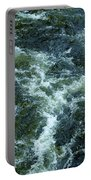 Turbulance At Loch Ness Portable Battery Charger