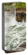 Turbulent Devils Churn - Oregon Coast Portable Battery Charger