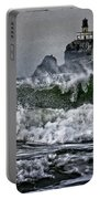 Turbulent Waters Portable Battery Charger