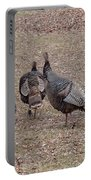 Turkey Dance Portable Battery Charger