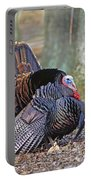 Turkey Gobbler Strut Portable Battery Charger