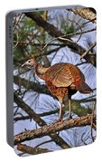 Turkey In A Tree Portable Battery Charger