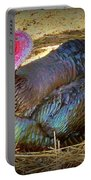 Turkey Time Out Portable Battery Charger