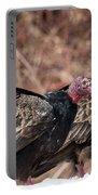 Turkey Vultures Portable Battery Charger