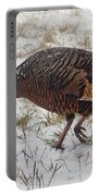 Turkey With Apple Stuffing Portable Battery Charger