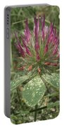 Turkish Rose Clover Portable Battery Charger