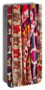 Turkish Textiles 02 Portable Battery Charger