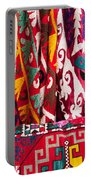 Turkish Textiles 03 Portable Battery Charger
