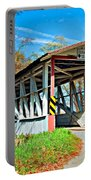 Turner's Covered Bridge Portable Battery Charger