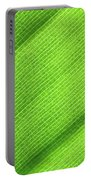 Turning A New Leaf Portable Battery Charger by Rona Black