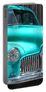 Turquoise Power  Portable Battery Charger