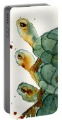 Turtle Crush Portable Battery Charger