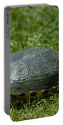 Turtle Grass Portable Battery Charger