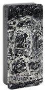 Turtle - Oil Portrait Portable Battery Charger