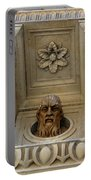 Tuscan Architectural Details Portable Battery Charger
