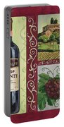 Tuscan Collage 1 Portable Battery Charger
