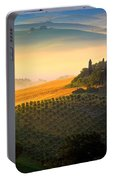 Tuscan Dawn Portable Battery Charger