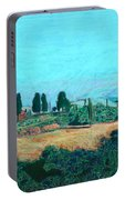 Tuscan Farm Portable Battery Charger
