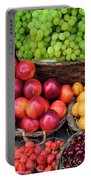Tuscan Fruit Portable Battery Charger