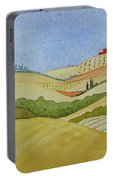 Tuscan Hillside Two Portable Battery Charger