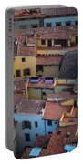 Tuscan Rooftops Portable Battery Charger
