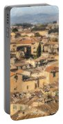 Tuscan Rooftops Siena Portable Battery Charger
