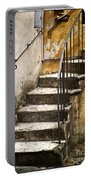 Tuscan Staircase Portable Battery Charger